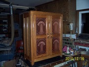 For SAle Oak Pie SAfe Replica