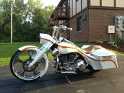 Harley-davidson Road King 1609 miles