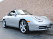 Porsche 1999 Porsche 911 Carrera Convertible 2-Door