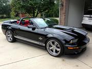 ford mustang Ford Mustang Shelby GT500 Convertible 2-Door