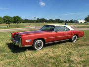 1976 Cadillac Eldorado Fleetwood