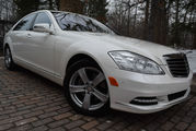 2011 Mercedes-Benz S-Class S550 LUXURY-EDITION