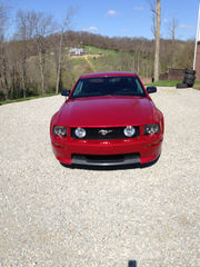 2008 Ford Mustang2008 Muutang GT California Special