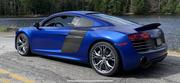 2014 Audi R8 PLUS